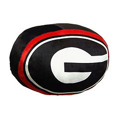 Georgia Bulldogs Logo Pillow