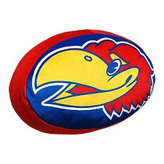 Kansas Jayhawks Logo Pillow