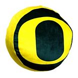 Oregon Ducks Logo Pillow
