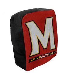 Maryland Terrapins Logo Pillow