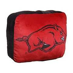 Arkansas Razorbacks Logo Pillow