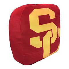 USC Trojans Logo Pillow