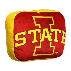 Iowa State Cyclones Logo Pillow
