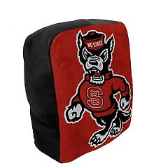 North Carolina State Wolfpack Logo Pillow