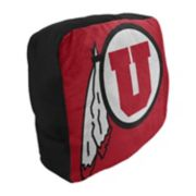 Utah Utes Logo Pillow