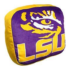 LSU Tigers Logo Pillow