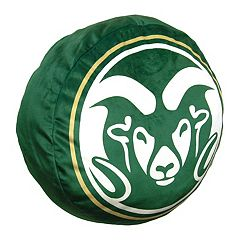 Colorado State Rams Logo Pillow