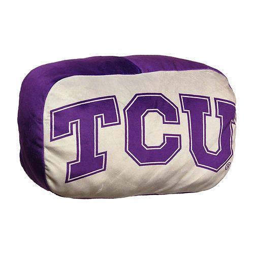 TCU Horned Frogs Logo Pillow