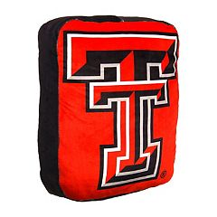 Texas Tech Red Raiders Logo Pillow