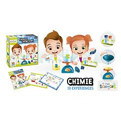 KSM Toys Buki Sciences Mini sciences Chemistry Kit