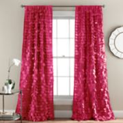 Lush Decor Gigi Window Curtain