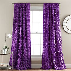 Lush Decor Gigi Window Curtain
