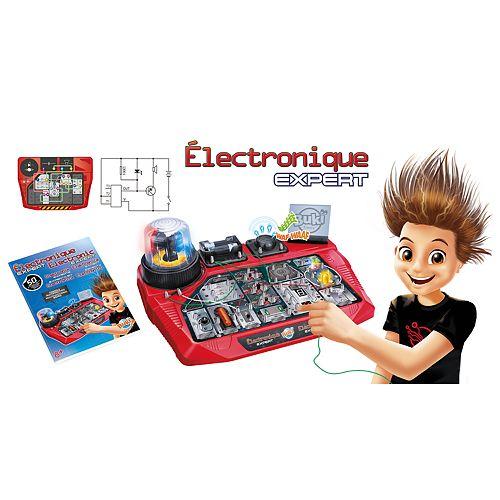 KSM Toys Buki Sciences Electronics Expert Kit