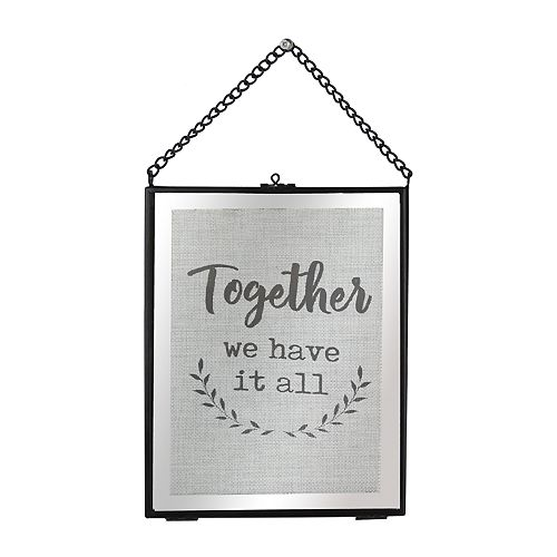 "The Gallery Collection ""Together"" Wall Decor"