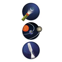 KSM Toys Buki Sciences Telescope with 15 Activities
