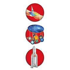 KSM Toys Buki Sciences Telescope with 50 Activities