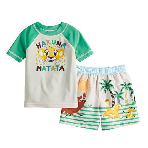 e8877cb74c Disney's The Lion King Toddler Boy Simba