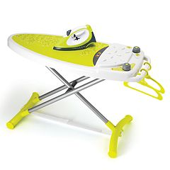 Smoby Pretend Ironing Board and Electronic Iron