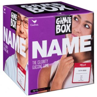 The Name Game Box by Cardinal Games