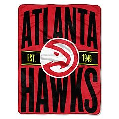 Atlanta Hawks Throw Blanket