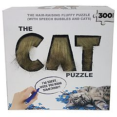The Cat Puzzle by Cardinal Games