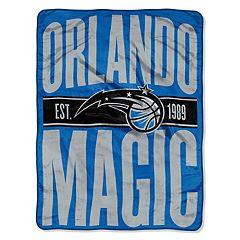 Orlando Magic Throw Blanket