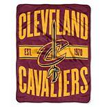 Cleveland Cavaliers Throw Blanket