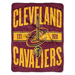 Cleveland Cavaliers Throw Blanket