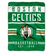 Boston Celtics Throw Blanket