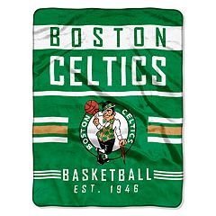 Boston Celtics Throw Blanket