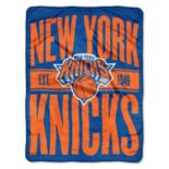 New York Knicks Throw Blanket