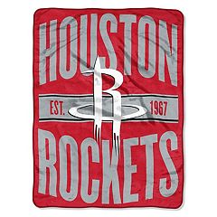 Houston Rockets Throw Blanket