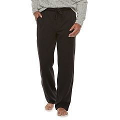 Men's Croft & Barrow® Sweater Fleece Lounge Pants