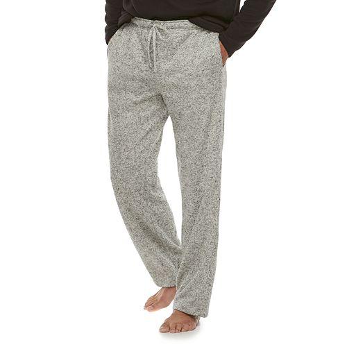 Men's Croft & Barrow® Sweater Fleece Lounge Pants