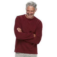 Men's Croft & Barrow® Sweater Fleece Lounge Top
