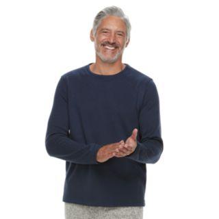 Men's Croft & Barrow® Sweater Fleece Sleep Sleep Top
