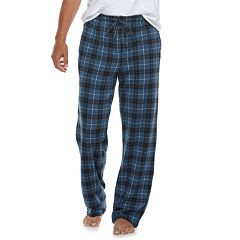 Men's Croft & Barrow® Patterned Sweater Fleece Lounge Pants