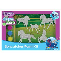 Breyer Stablemates My Dream Horse Suncatchers Horse Paint Kit