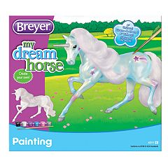Breyer My Dream Horse Paint Your Own 8' Unicorn Kit
