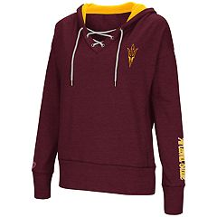 Women's Arizona State Sun Devils Rhymes Lace-Up Hoodie