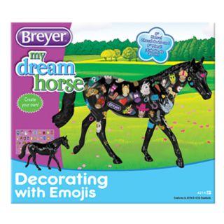 Breyer Classics My Dream Horse Decorating With Emojis Horse Kit