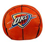 Oklahoma City Thunder Basketball Pillow