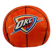 Oklahoma City Thunder Basketball Pillow
