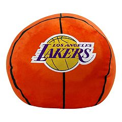 Los Angeles Lakers Basketball Pillow