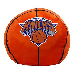 New York Knicks Basketball Pillow