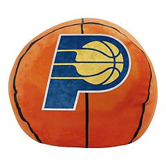 Indiana Pacers Basketball Pillow