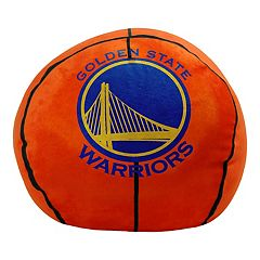 Golden State Warriors Basketball Pillow