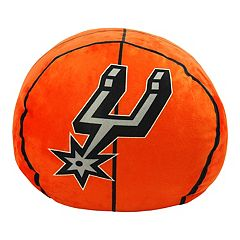 San Antonio Spurs Basketball Pillow