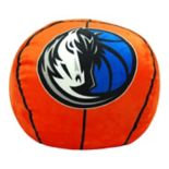 Dallas Mavericks Basketball Pillow