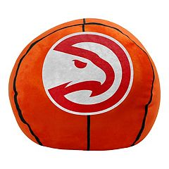 Atlanta Hawks Basketball Pillow